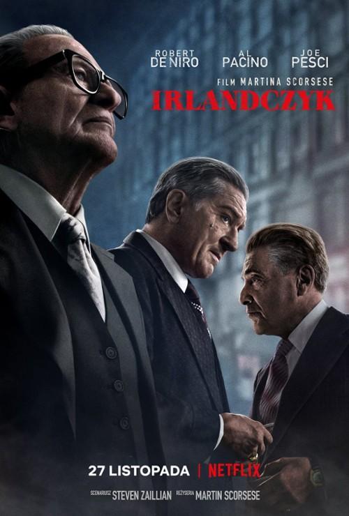 Plakat: Irlandczyk