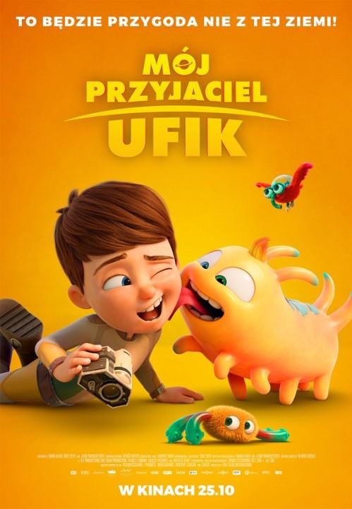 Plakat: Mój przyjaciel Ufik
