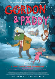 Plakat: Gordon i Paddy