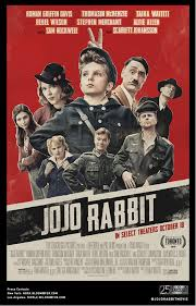 Plakat: Jojo Rabbit