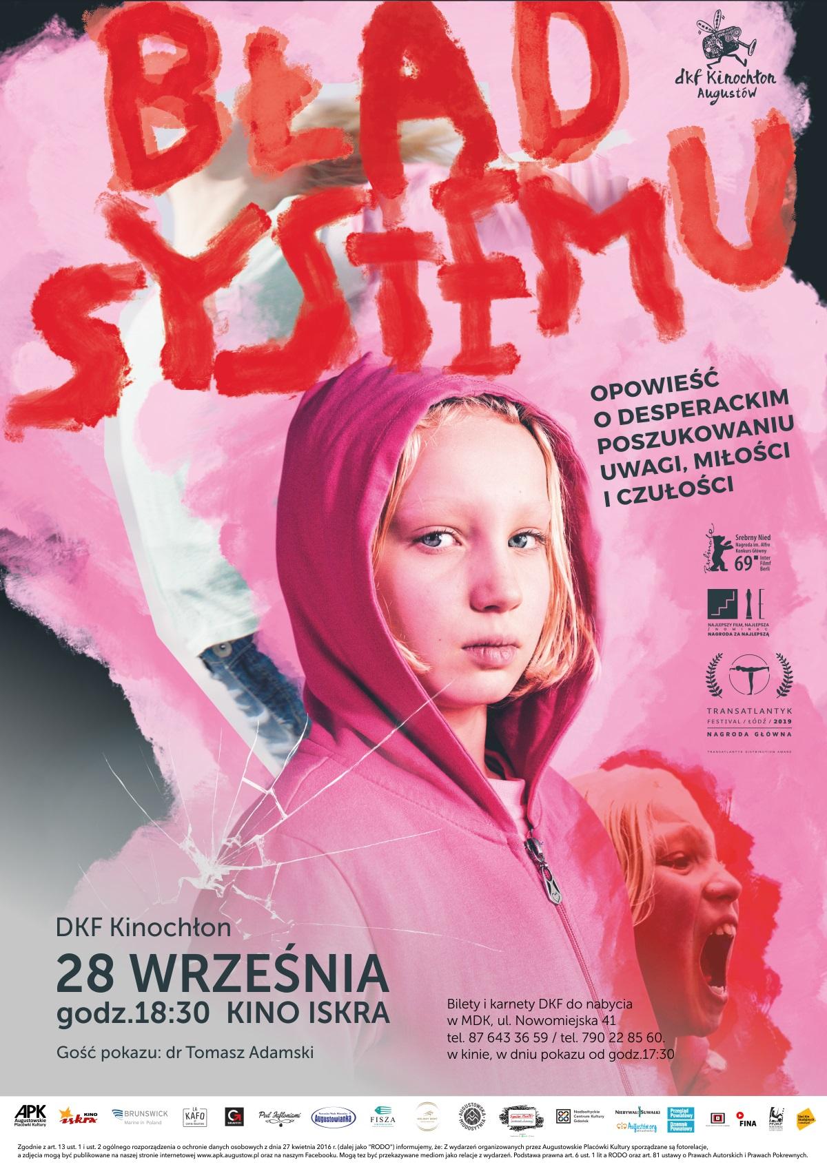 Plakat: Błąd systemu