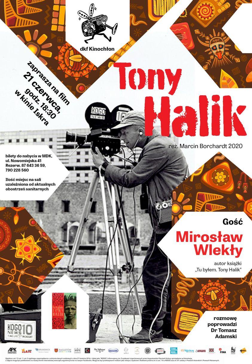 Plakat: Tony Halik