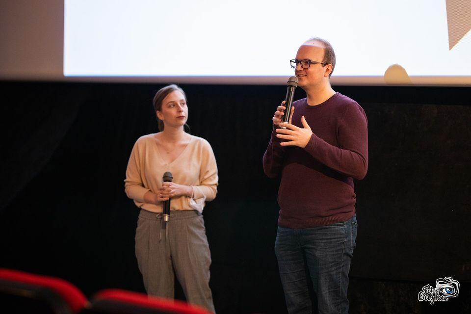 Zdjęcie: Kinochłon na Horyzoncie 2020 fot. M. Żabiliński8