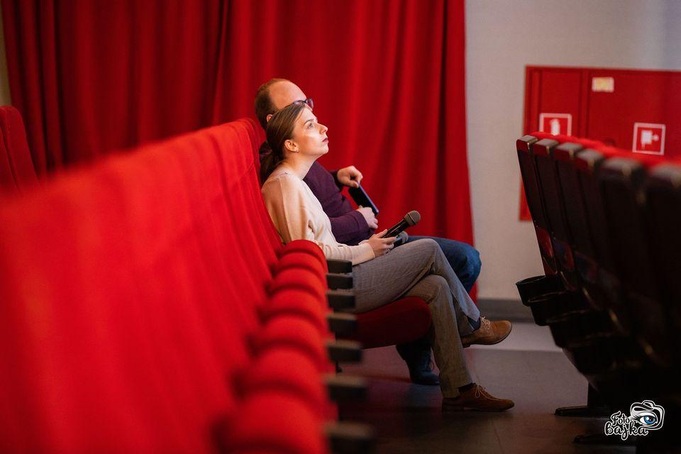 Zdjęcie: Kinochłon na Horyzoncie 2020 fot. M. Żabiliński9