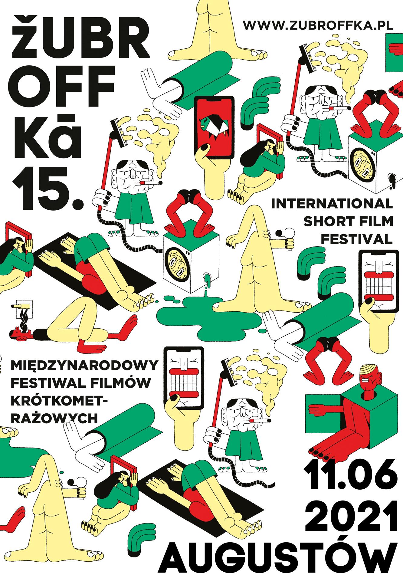 Plakat: ŻubrOFFka: Czechy – to (nie) musi boleć
