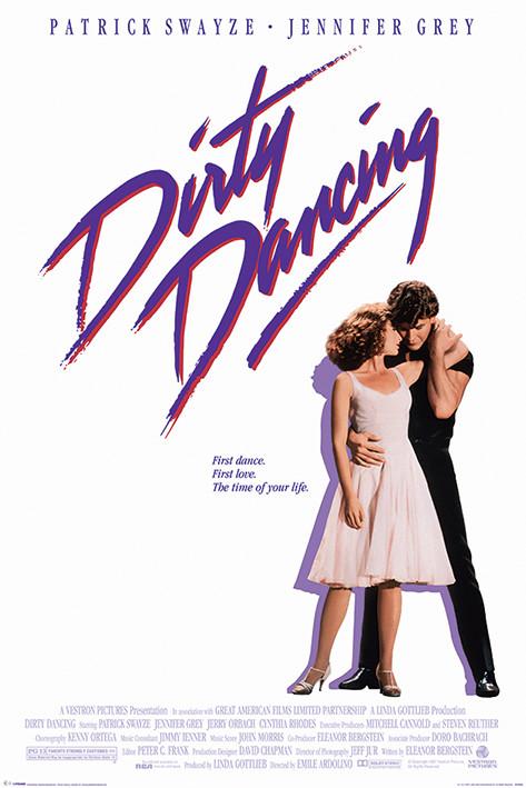 Plakat: Dirty Dancing