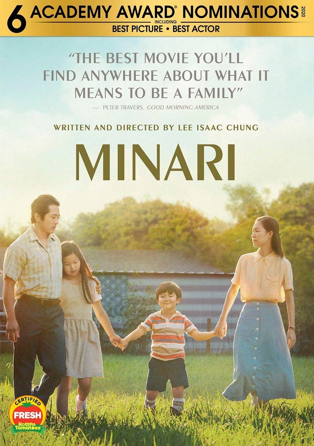 Plakat: Minari