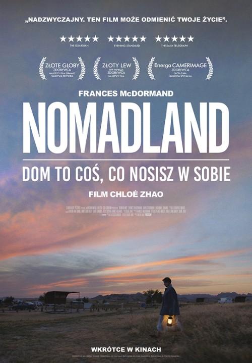Plakat: Nomadland