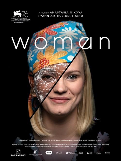 Plakat: Kobieta