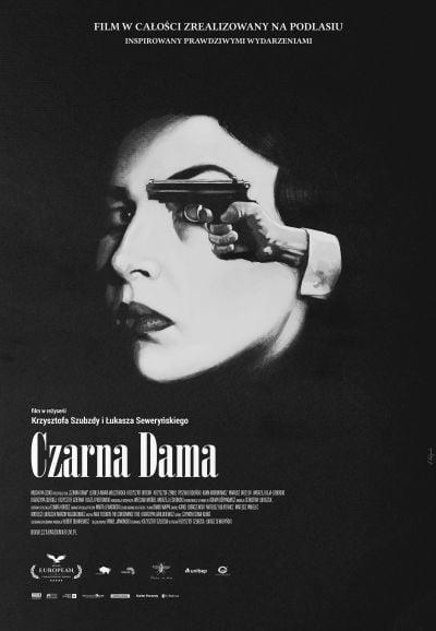 Plakat: Czarna Dama