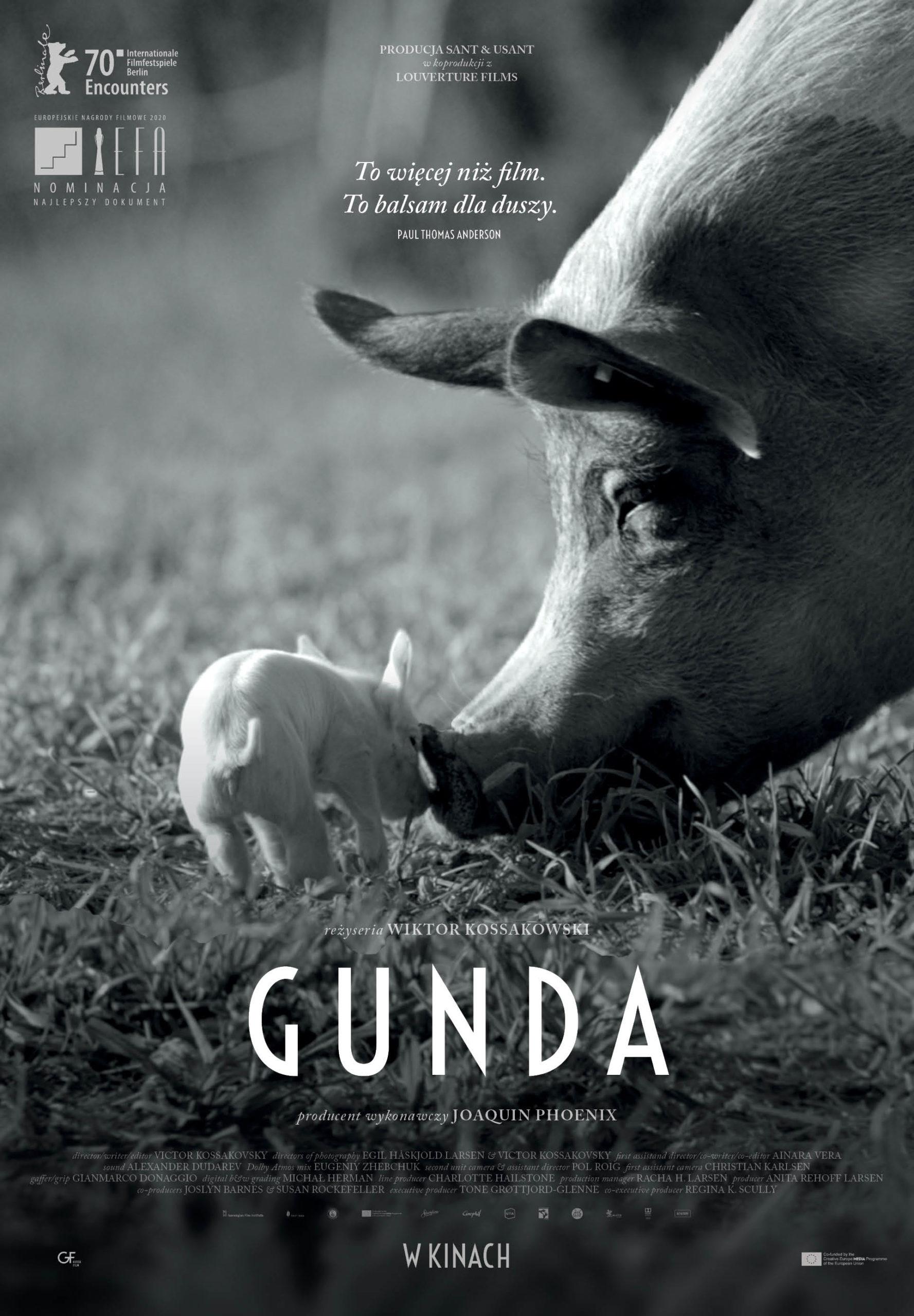 Plakat: Gunda